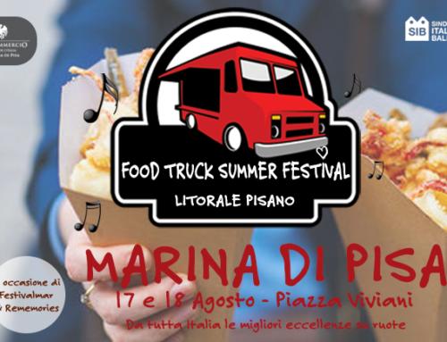 Food Truck Summer Festival