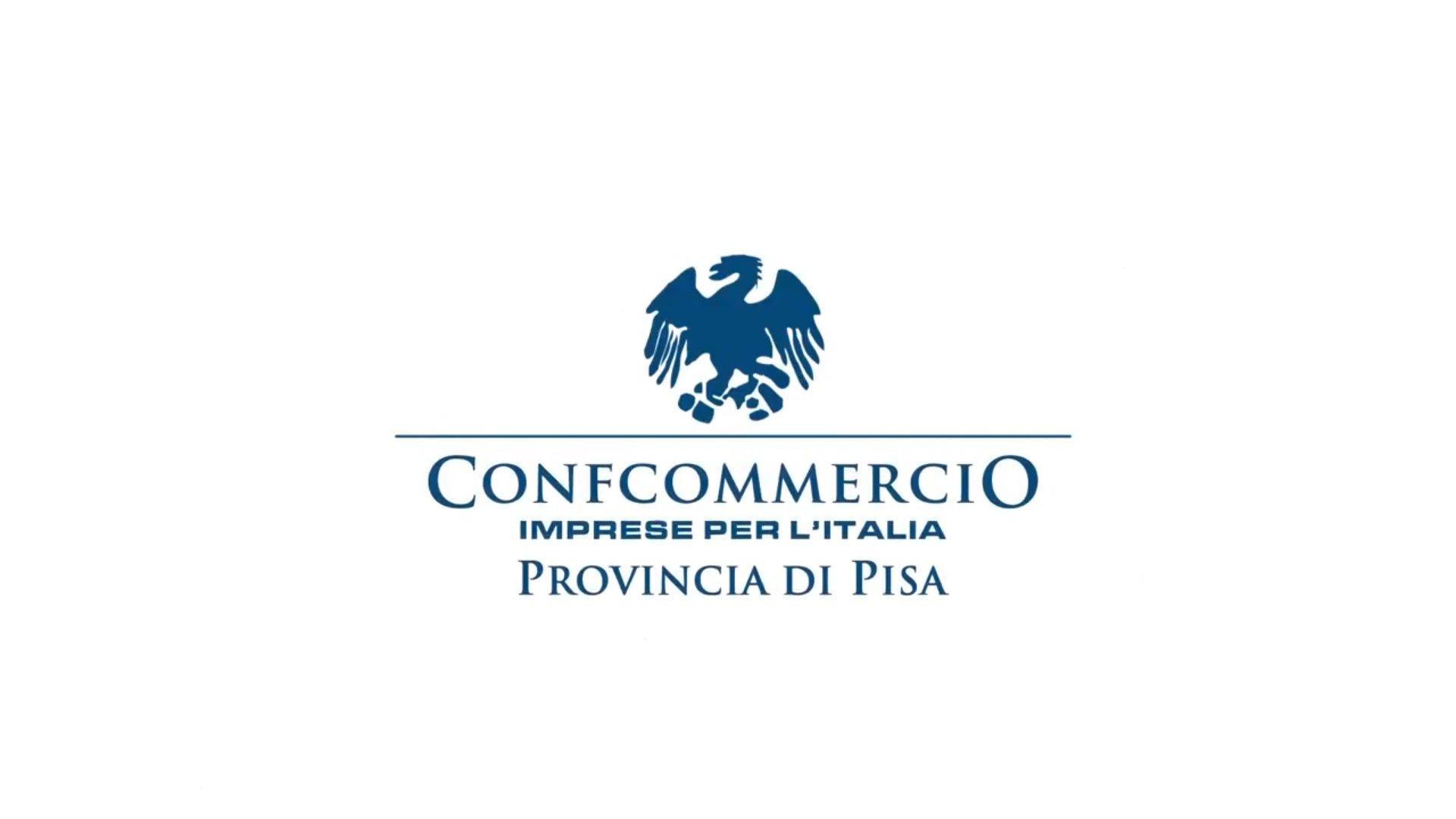 Logo confcommercio pisa