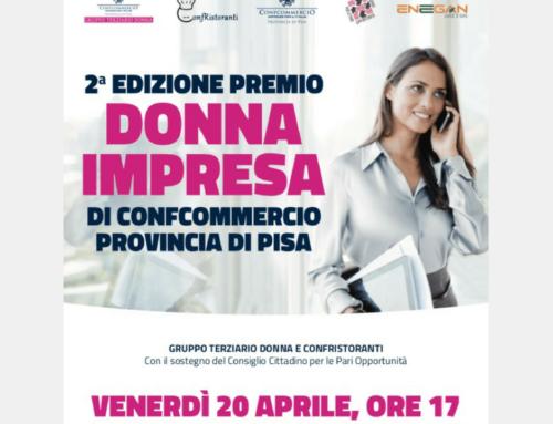 II premio Impresa Donna