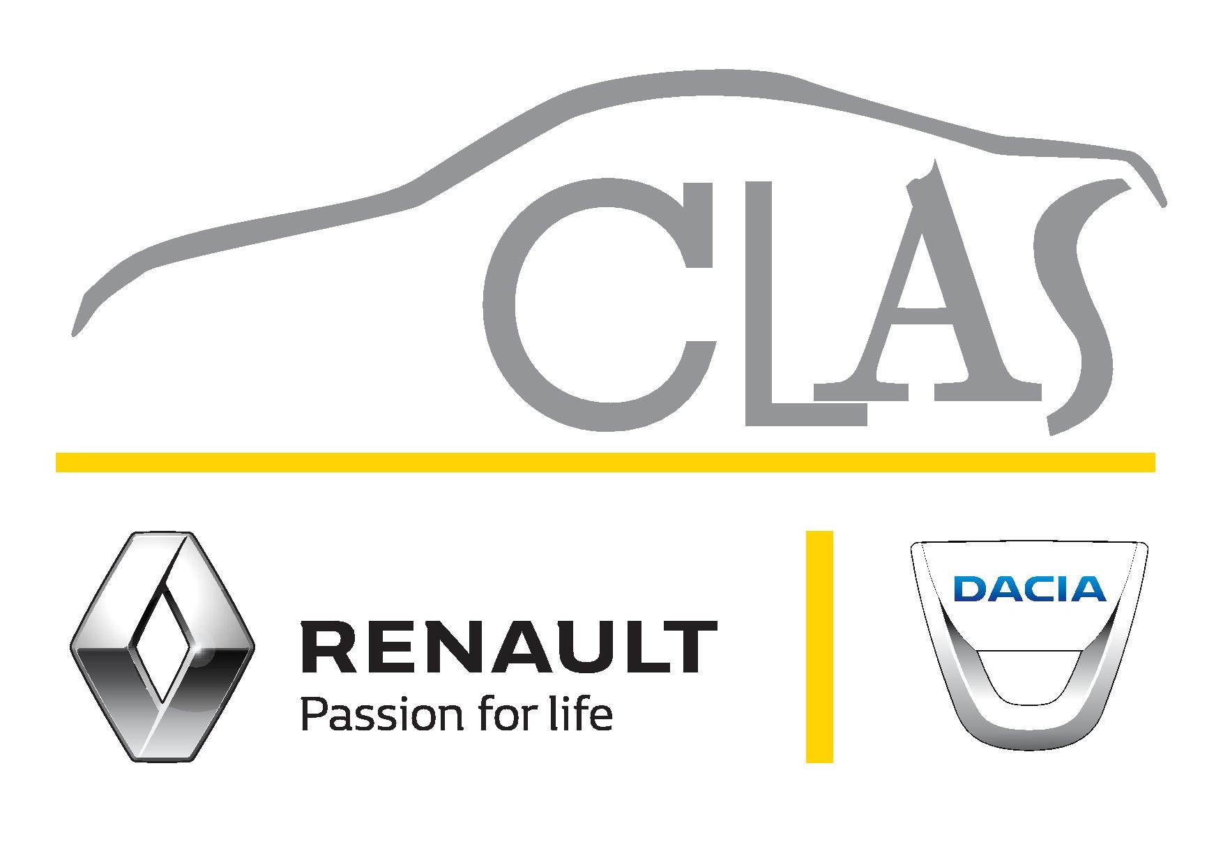 Clas concessionaria Renault – Dacia