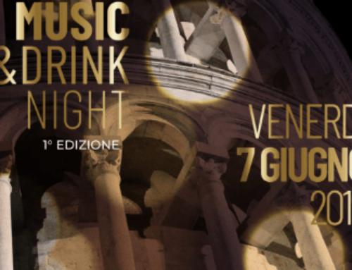 Pisa protagonista con la Music & Drink Night – Venerdì 7 Giugno 2019