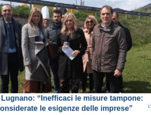 """Ponte di Lugnano: """"Inefficaci le misure tampone: non considerate le esigenze delle imprese"""""""