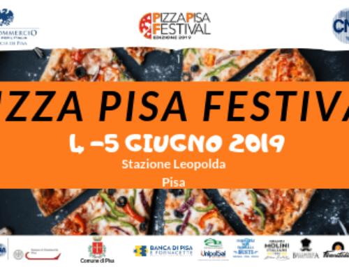 A Pisa scoppia la Pizza mania – Al via il  Pizza Pisa Festival
