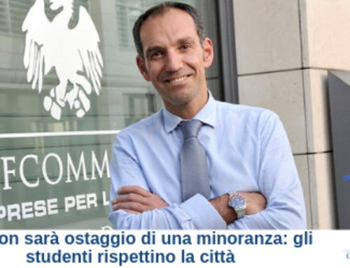 Pisa non sarà ostaggio di una minoranza: gli studenti rispettino la città