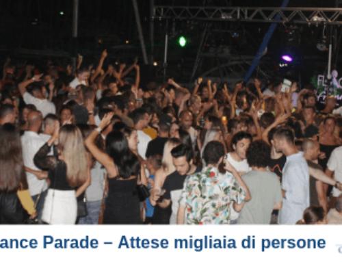 Marina Dance Parade – Attese migliaia di persone
