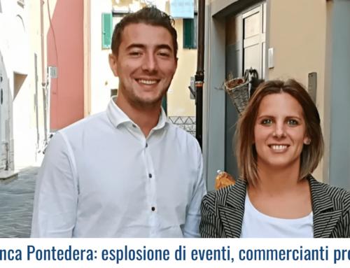 Notte Bianca Pontedera: esplosione di eventi, commercianti protagonisti