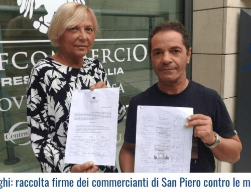 #maipiùfanghi: raccolta firme dei commercianti di San Piero contro le maleodoranze