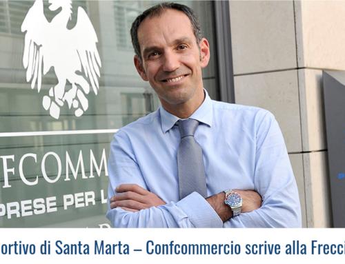 Campo sportivo di Santa Marta – Confcommercio scrive alla Freccia Azzurra