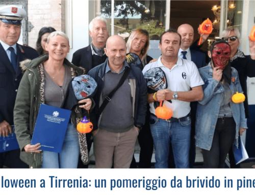 Halloween a Tirrenia: un pomeriggio da brivido in pineta!