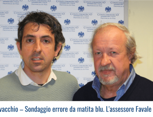 Mercato Navacchio – Sondaggio errore da matita blu. L'assessore Favale si dimetta!!!