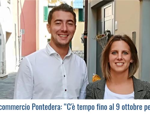 """Festa del commercio Pontedera: """"C'è tempo fino al 9 ottobre per aderire"""""""