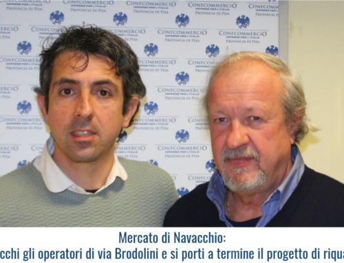 Mercato di Navacchio: Nessuno tocchi gli operatori di via Brodolini e si porti a termine il progetto di riqualificazione
