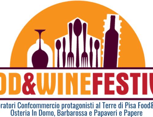 I ristoratori Confcommercio protagonisti al Terre di Pisa Food&Wine