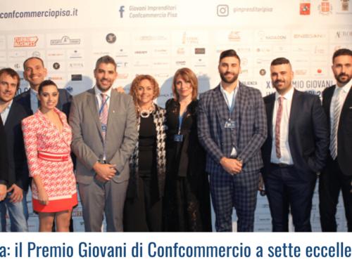 #Resilienza: il Premio Giovani di Confcommercio a sette eccellenze pisane