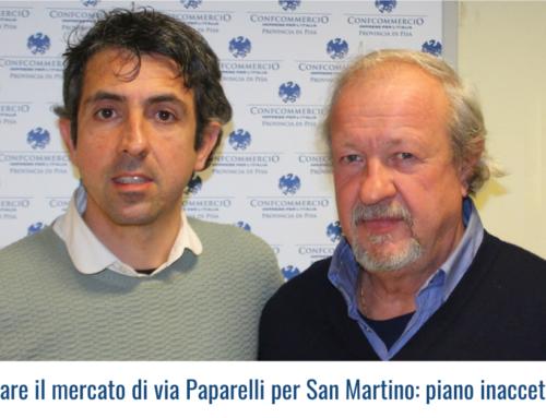 Affossare il mercato di via Paparelli per San Martino: piano inaccettabile!