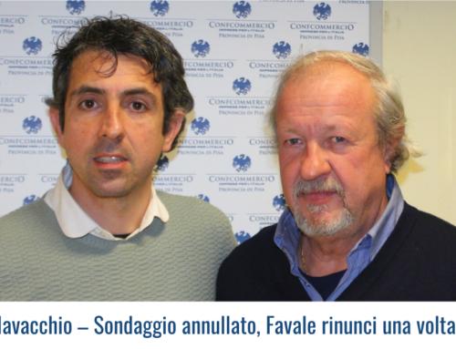 Mercato Navacchio – Sondaggio annullato, Favale rinunci una volta per tutte!