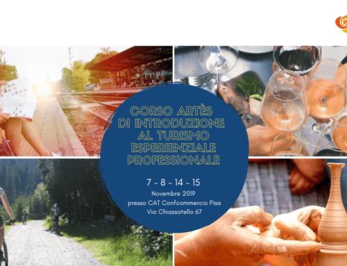 Corso Artès di introduzione al Turismo Esperienziale Professionale