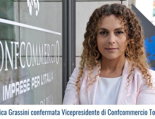 Federica Grassini confermata Vicepresidente di Confcommercio Toscana