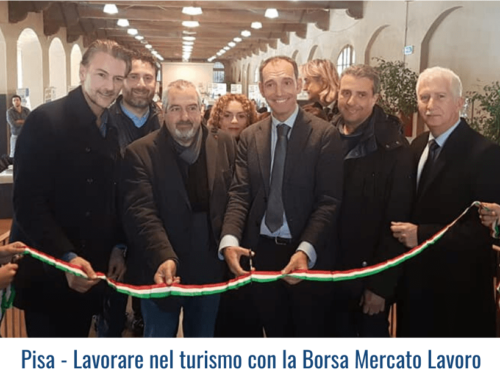 Pisa – Lavorare nel turismo con la Borsa Mercato Lavoro