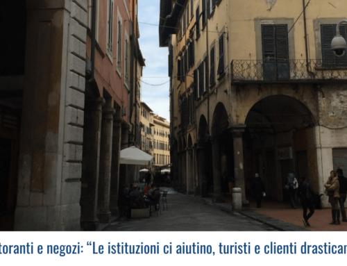 """Appello di ristoranti e negozi: """"Le istituzioni ci aiutino, turisti e clienti drasticamente ridotti"""""""