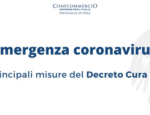Emergenza Coronavirus: le principali misure del Decreto Cura Italia
