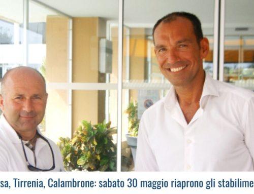 Marina di Pisa, Tirrenia, Calambrone: sabato 30 maggio riaprono gli stabilimenti balneari!