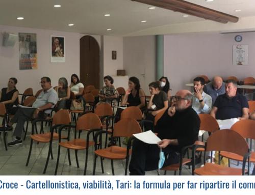 Santa Croce – Cartellonistica, viabilità, Tari: la formula per far ripartire il commercio!