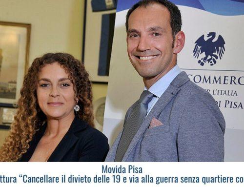"""Movida Pisa– Vertice in Prefettura """"Cancellare il divieto delle 19 e via alla guerra senza quartiere contro gli abusivi"""""""