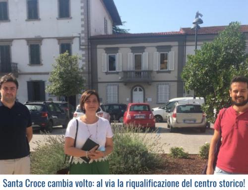 Santa Croce cambia volto: al via la riqualificazione del centro storico!