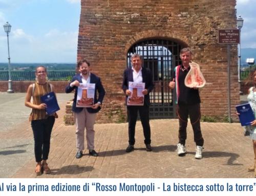 """Al via la prima edizione di """"Rosso Montopoli – La bistecca sotto la torre"""""""