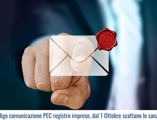 Obbligo comunicazione PEC registro imprese, dal 1 Ottobre scattano le sanzioni