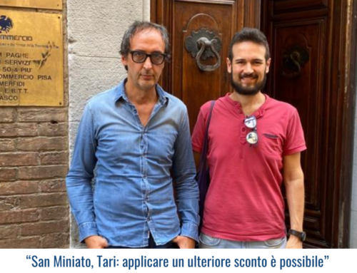 """""""San Miniato, Tari: applicare un ulteriore sconto è possibile"""""""