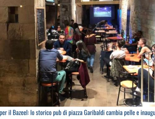 Una nuova vita per il Bazeel: lo storico pub di piazza Garibaldi cambia pelle e inaugura i nuovi locali