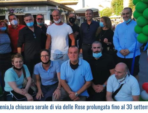 Tirrenia,la chiusura serale di via delle Rose prolungata fino al 30 settembre
