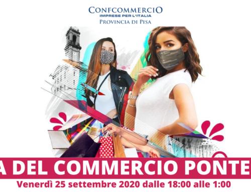 Festa del Commercio Pontedera 2020
