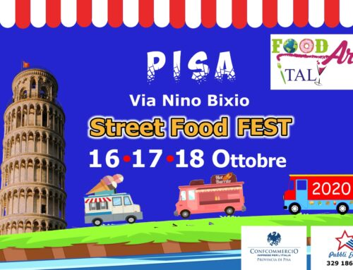 Street Food Fest by Food Art Italy