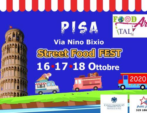Street Food Fest by Food Art Italy
