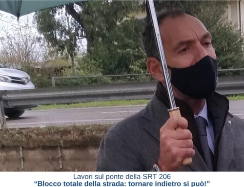 """""""Blocco totale della strada: tornare indietro si può!"""""""