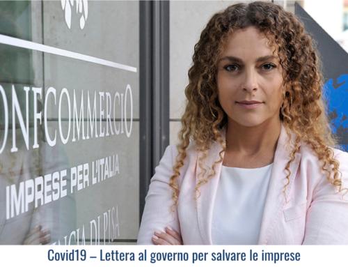 Covid19 – Lettera al governo per salvare le imprese