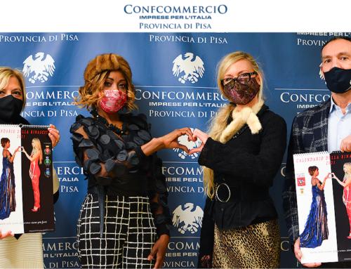 """Confcommercio sostiene il """"Calendario della Rinascita"""" contro la violenza sulle donne per il 2021"""
