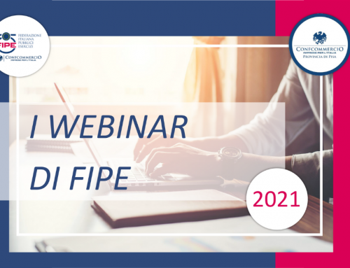 I webinar di FIPE 2021
