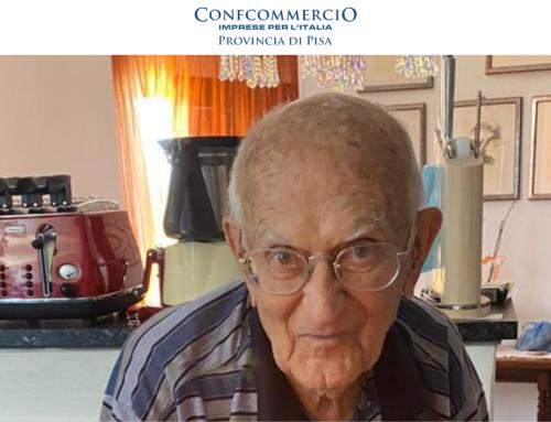 Confcommercio in lutto: addio a Giorgio Fontani, colonna del Bagno Roma di Tirrenia