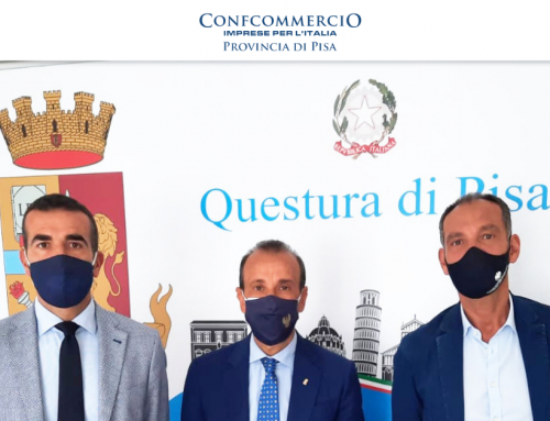 Pisa – Area turistica e Centro storico: due incontri con il Questore sul tema della sicurezza