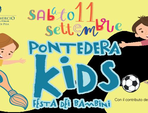 Prima del rientro a scuola: ecco Pontedera Kids!