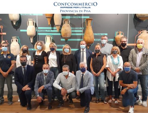 """""""Le Navi Antiche a tavola"""": collaborazione tra Confcommercio Pisa e il Museo delle Navi Antiche"""
